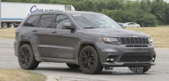 Spied: Jeep Cherokee Trackhawk Totally Undisguised