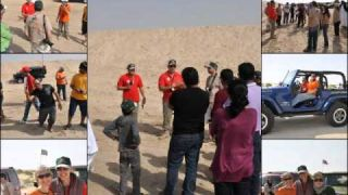 Abu Dhabi WM Jeep Jamboree by AD4x4 club