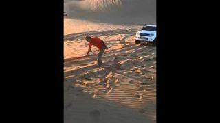 Jeep rubicon ANIT trip Abu dhabi 4x4